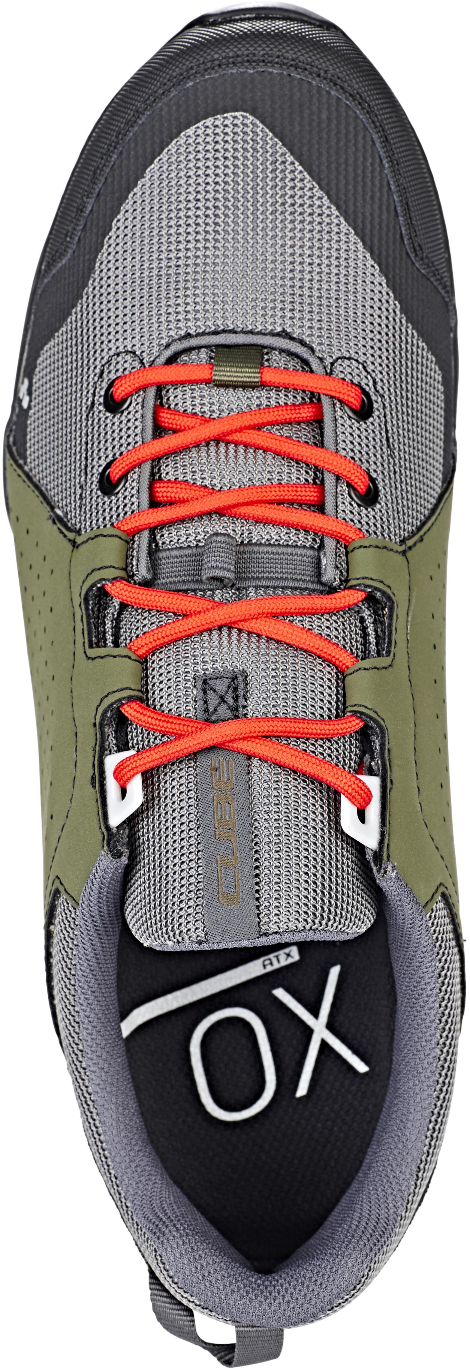81ed555c16d2b Cube ATX OX Shoes grey/olive